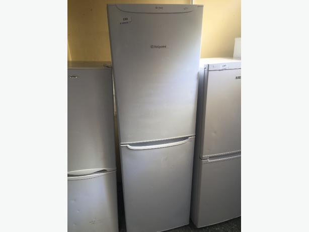 ☀️☀️huge hotpoint fridgefreezer free delivery