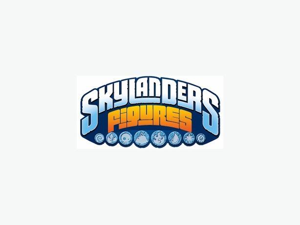 skylanders figures £1 each