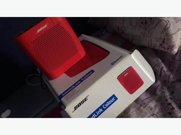 Bose SoundLink Colour. Bluetooth Speaker