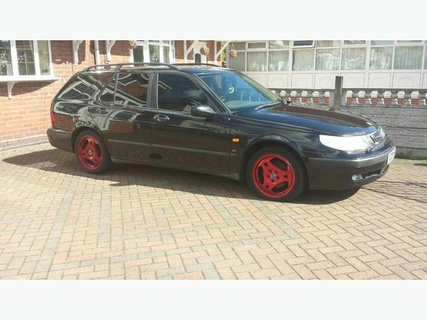 saab 95 estate turbo b204 perfect engine for conversion