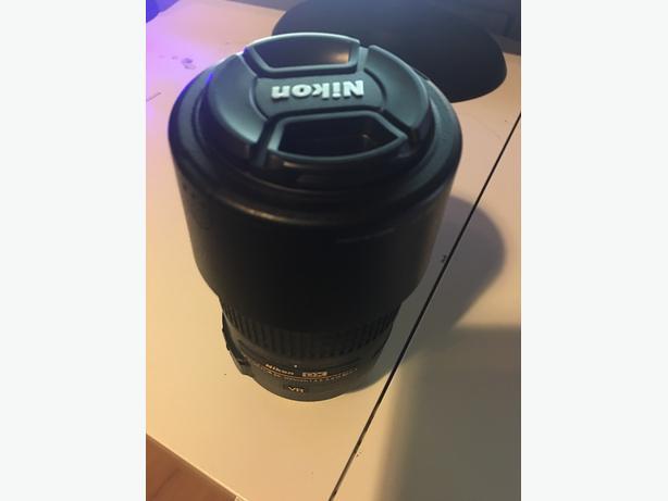 nikon dx 55-300mm vr Lens
