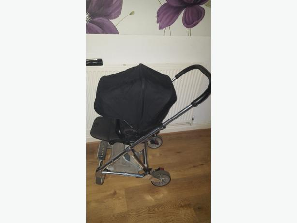 Mamas and papas urbo complete travel system