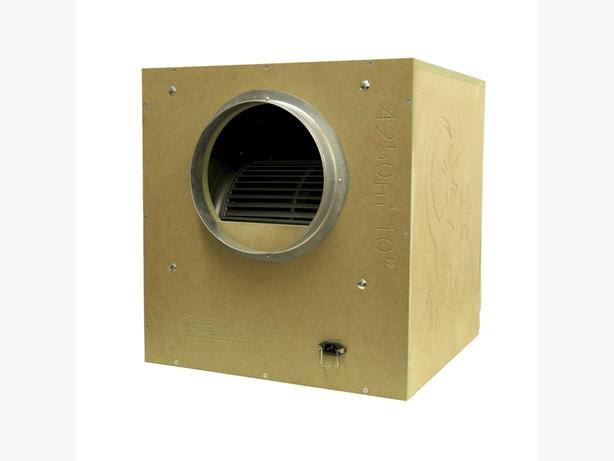 "10""Acoustic Box Fan"