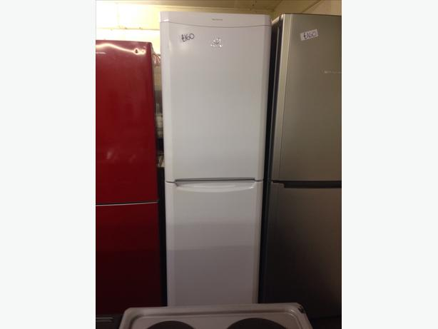 INDESIT TALL FRIDGE / FREEZER NO FROST