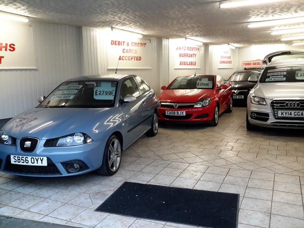 DB CAR SALES INDOOR SHOWROOM CARS FROM £1295 TO £9000 WARRANTY & FULL MOT