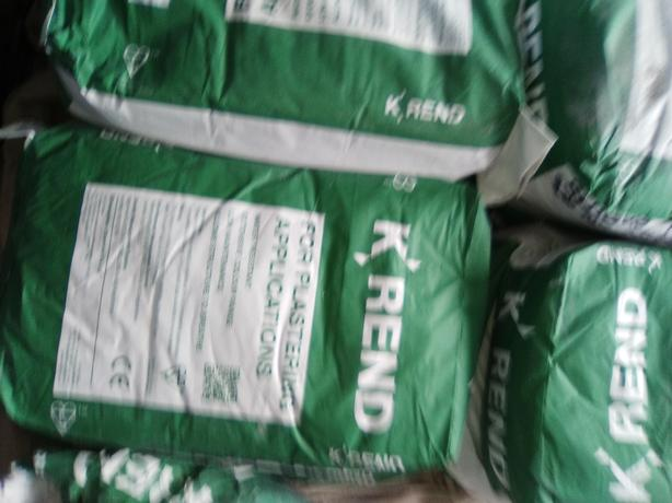 14 bags of k rend pewter grey