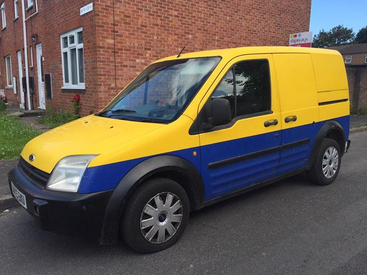 2005 ford transit connect 5 seats dudley dudley. Black Bedroom Furniture Sets. Home Design Ideas