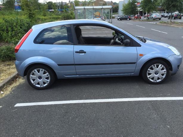 Ford Fiesta Style 1.2 - 3 door 1- blue