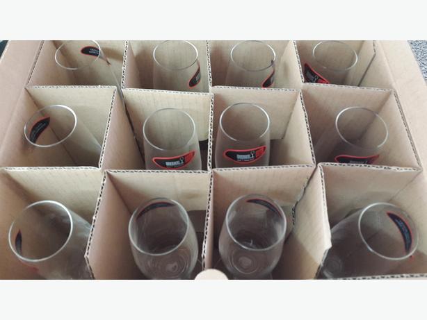 RIEDEL CHAMPANGNE GLASSES X12