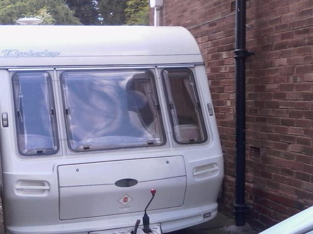 coachman Kimberly 5/6 berth