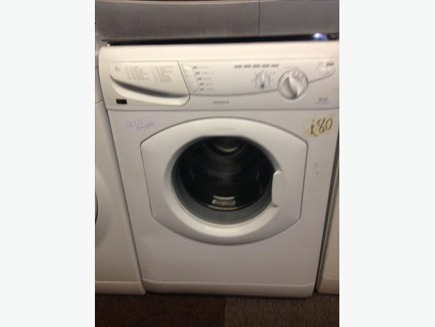 HOTPOINT 6 KG LOAD 1400 SPIN WASHING MACHINE WITH GUARANTEE