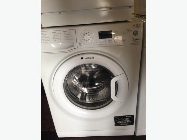 HOTPOINT 7 KG LOAD - WASHING MACHINE WITH GUARANTEE