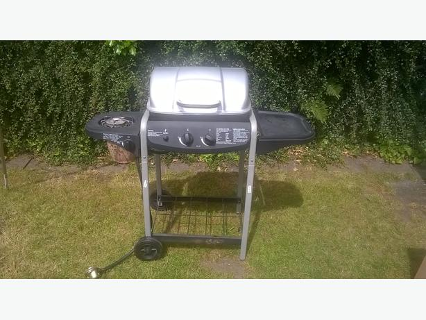 Gas Barbacue, BBQ, Barb-Q with 13kg full gas bottle