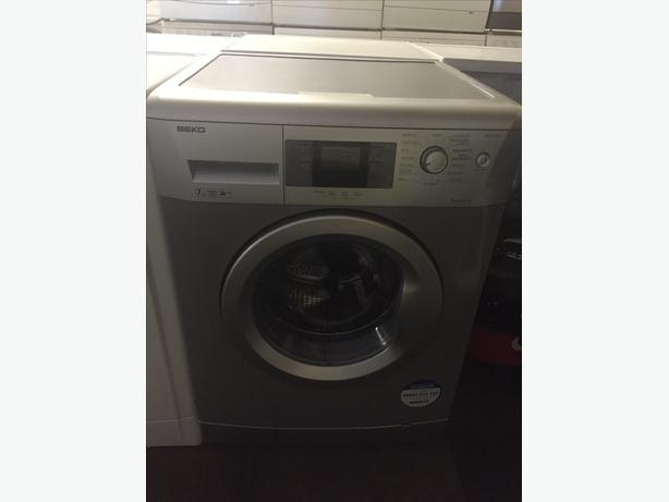SILVER LCD 7 KG BEKO WASHING MACHINE WITH GUARANTEE