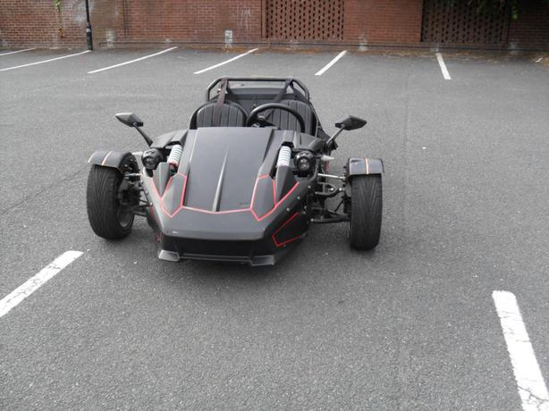 BATMOBILE 2014 road legal