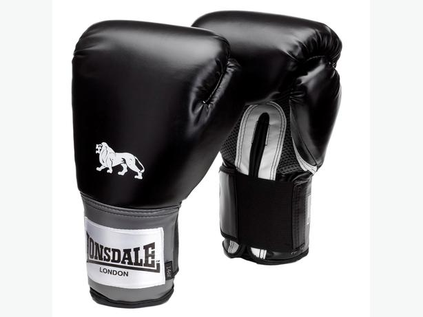 longsdale boxing gloves