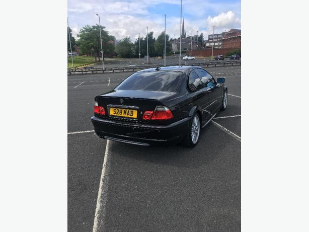 quick sale BMW e46 325ci sport