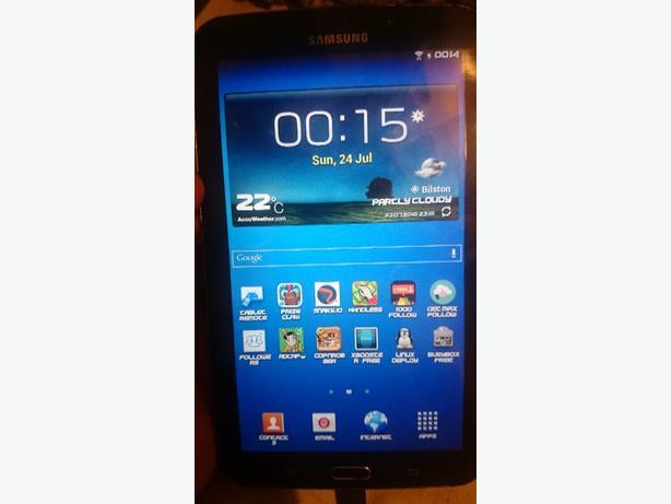 Samsung galaxy tablet 3, 7.0''