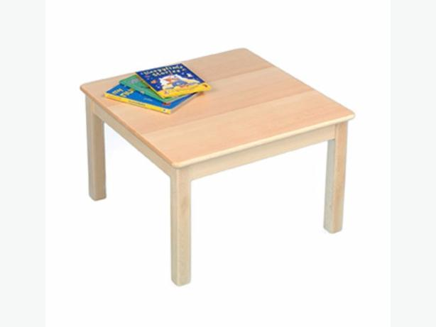 beautiful solid beech coffee table
