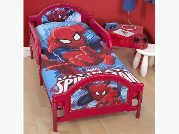 Wanted Spiderman bed