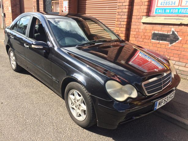 **BARGAIN 53 reg TURBO DIESEL AUTOMATIC LONG MOT FULL SERVICE HISTORY