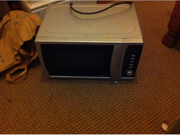 microwave works great very good condition
