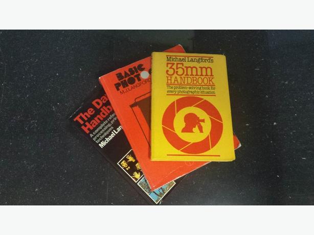 Michael Langford Book Bundle