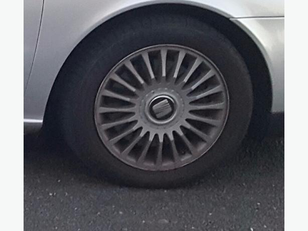 seat leon cupra alloys