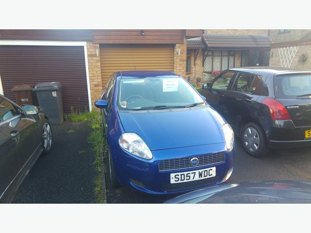 FIAT GRANDE PUNTO 57 PLATE 1.2 HATCH EXCELLENT FIRST CAR. MUST VIEW