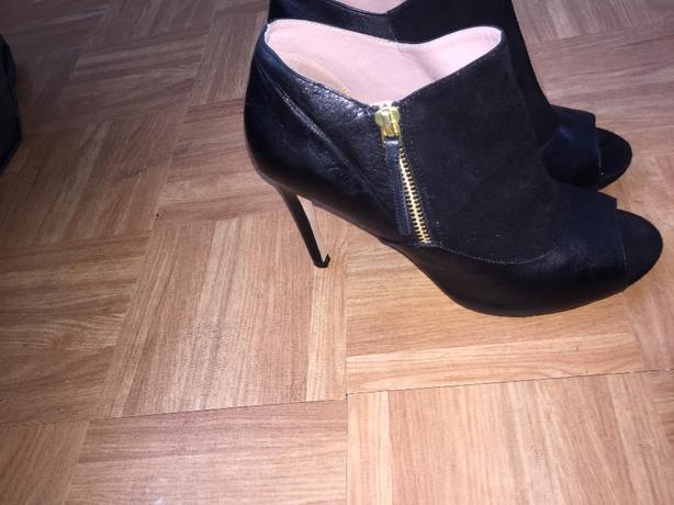 new look/next high heels