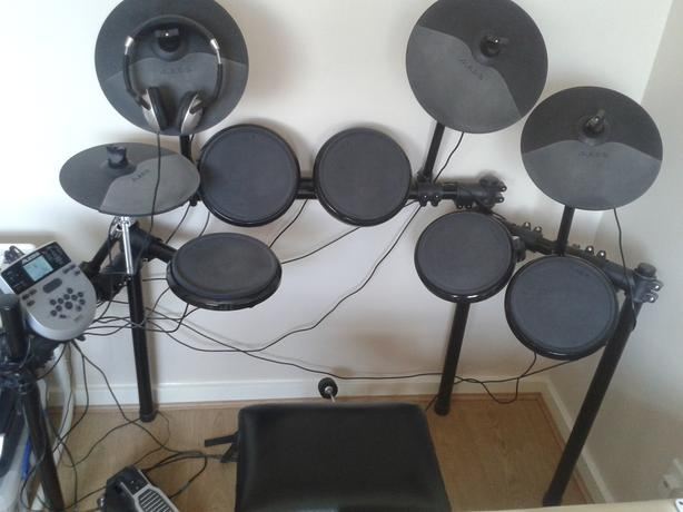 Alesis Dm7x Electronic Drumset Need Gone Asap Tipton Dudley