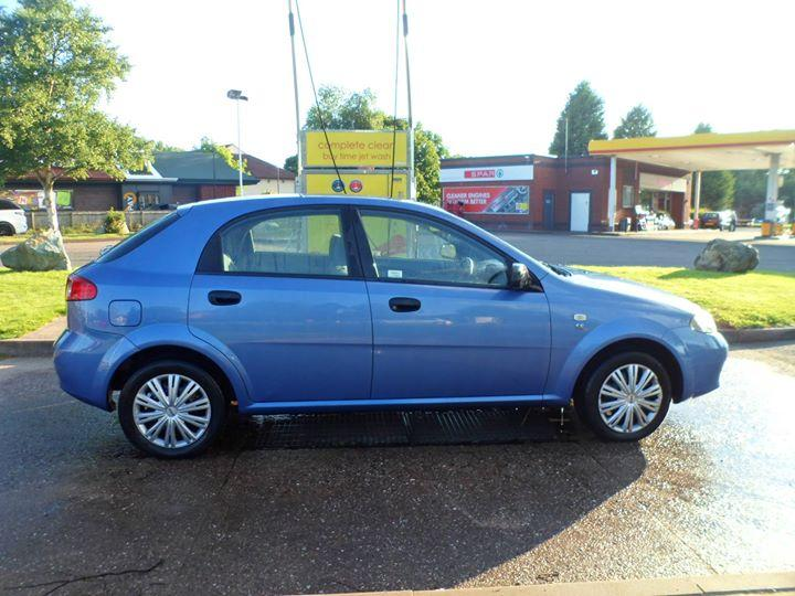 Daewoo Lacetti 1 4 2004 Low Mileage Service History