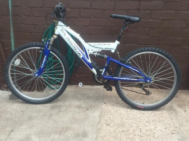 suspension bike for sale