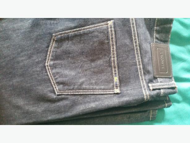 lacoste jeans 32/34