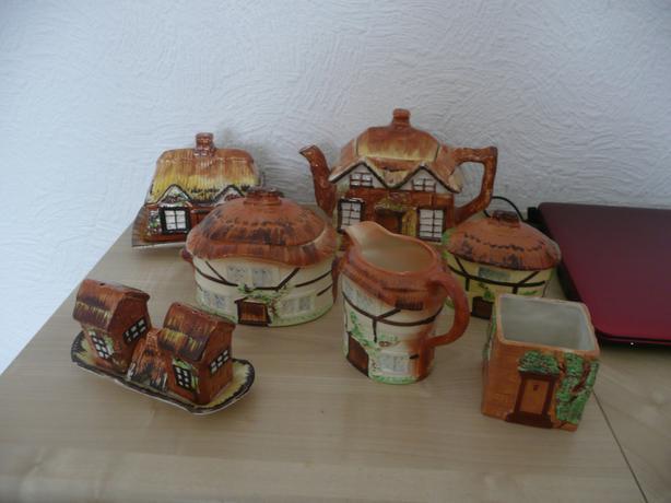 burlington ware