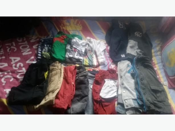 huge bundle boys clothes 8-9 9-10 years