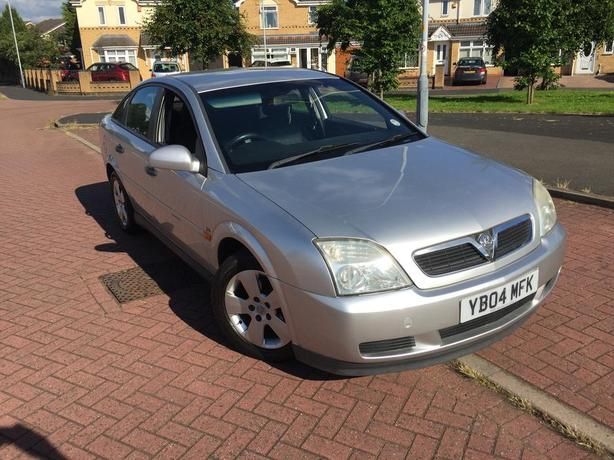 2004 Vauxhall Vectra 2.0 DTi 16v LS 5dr Silver Diesel Manual Gearbox Long Mot