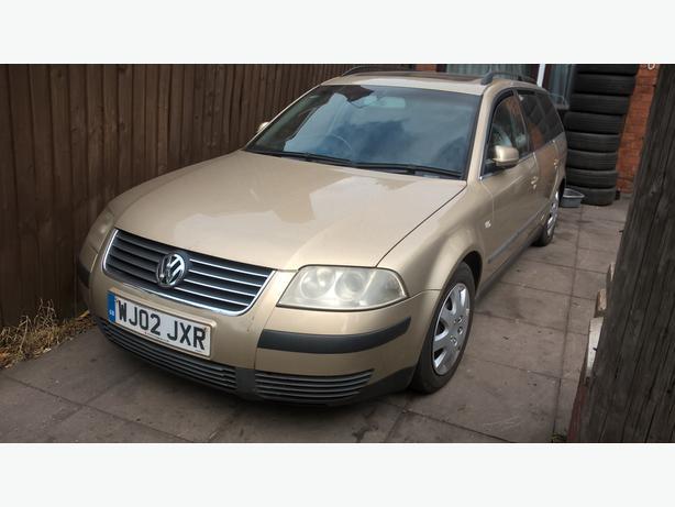 2002 Volkswagen Passat 1,9tdi 130KM
