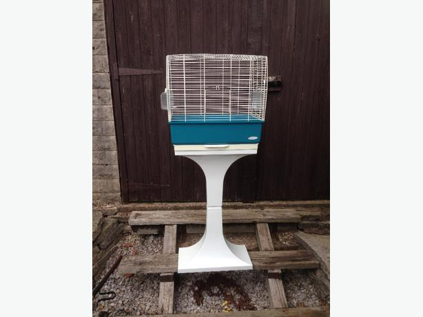 ferplast birdcage and stand