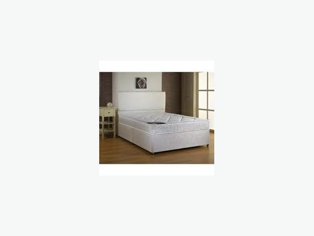 DOUBLE BED MICRO QUILTED TOP MATTRESS
