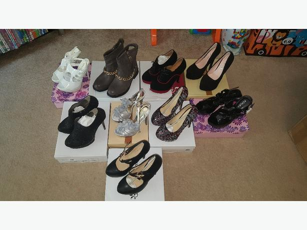 job lot new shoes