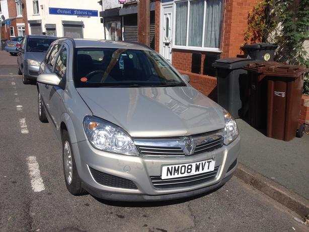 vauxhall astra life estate 1.8 2008 auto FOR-TRADE