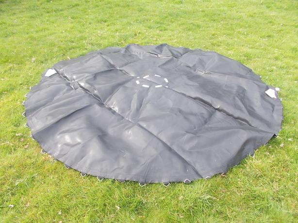 10FT Trampoline Mat WIth Triangle Rings