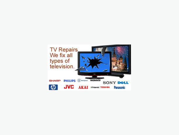 Faulty TV repaired FREE COLLECTION AND DELIVERY