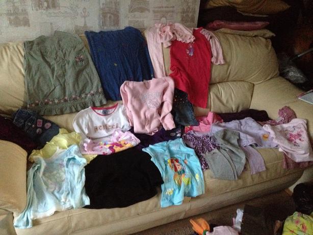 girls 4-5 bundle,67 items