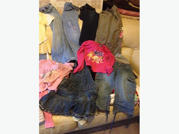 girls 7-9 bundle,55 items