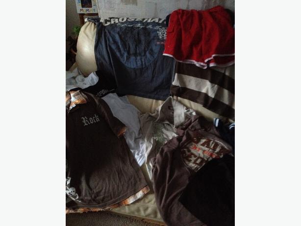 Boys 15-16 ,chest 45-47,14 items.