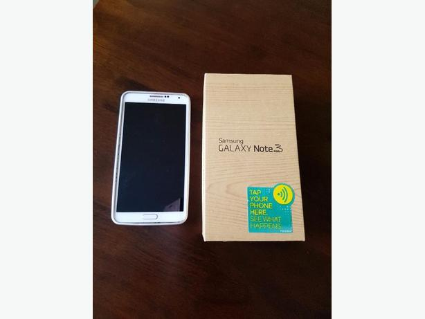 SAMSUNG Galaxy Note 3 - WHITE - Excellent Working Order -  32gb
