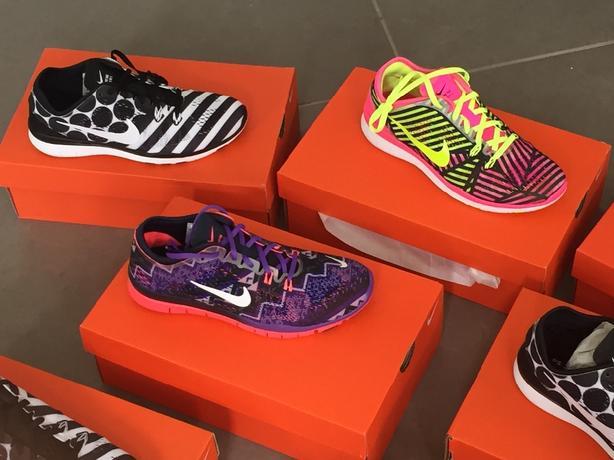 Nike free 5.0 TR FIT 5   uk 5