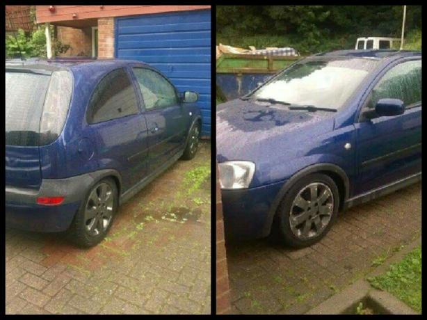 "Vauxhall Corsa 1.2 SXI "" head turner"""